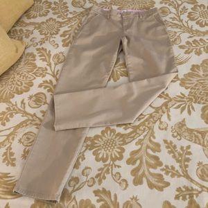 GAP Bottoms - Gap Khaki Straight Leg Pants